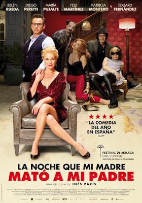 La Noche Que Mi Madre Mató A Mi Padre 2016 DVD R2 PAL Spanish