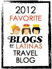 Favorite Travel Blog 2012