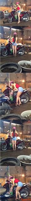 Xin lỗi các bác Em chỉ là thằng bán Lươn và Cua, chụp lên cho các bác =))