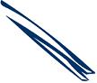 Angled or slanted tip tweezer.