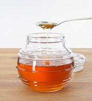 خلطة العسل للشعر