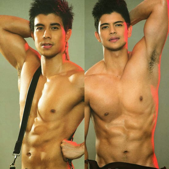 Hot naked rayver cruz