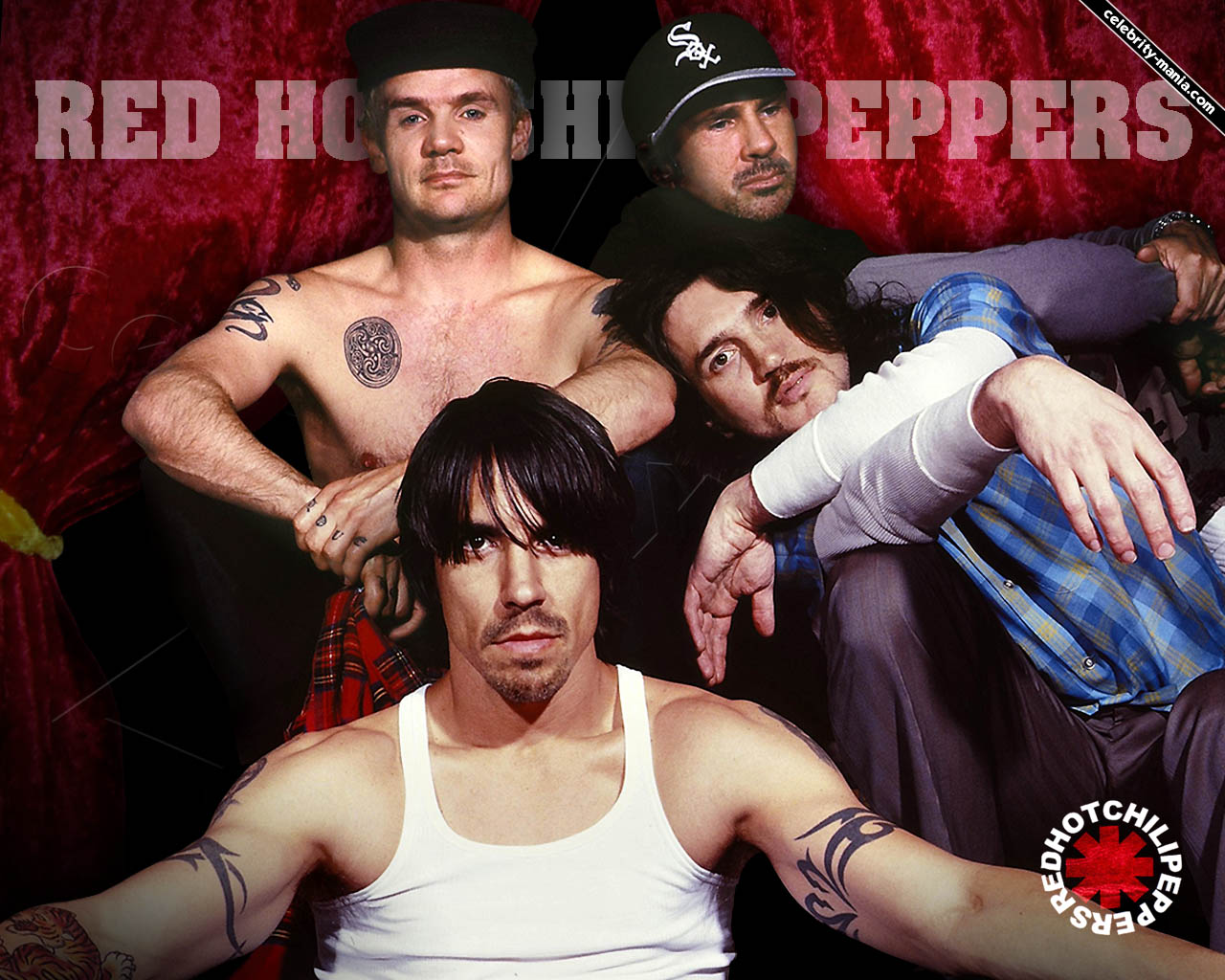 red hot chilli peppers - photo #14