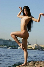 "Maria In ""Russia Petersburg"" At Just Nude"