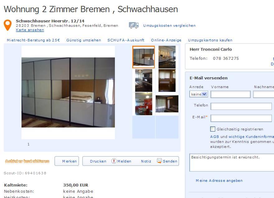 tronconi67u alias herr tronconi carlo gegen. Black Bedroom Furniture Sets. Home Design Ideas