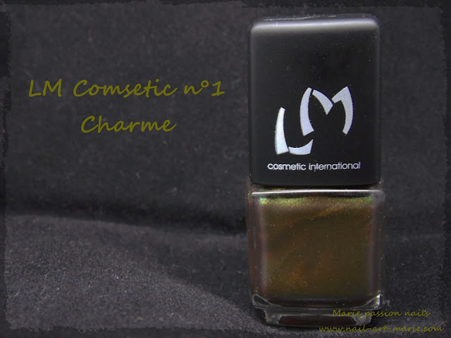 LM Comsetic n°1 Charme 1