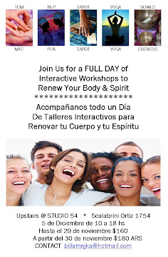 PASADOS WORKSHOPS