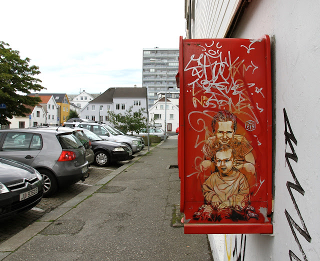 street art by c215 for nuart in norway 8