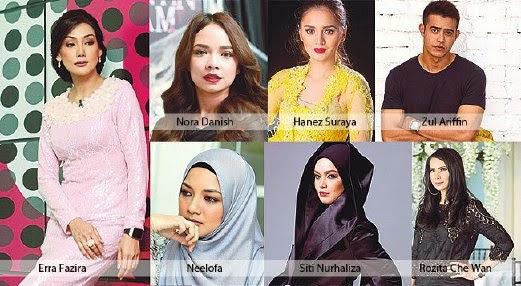 Selebriti kongsi kedukaan tragedi MH17 artis.transformed