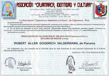 Asociación Cajamarca, Identidad y Cultura