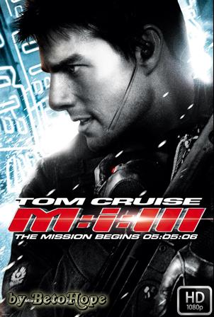 Mision Imposible 3 [1080p] [Latino-Ingles] [MEGA]