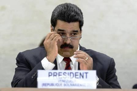 Corte Internacional confirma que recibió petición para investigar a Maduro