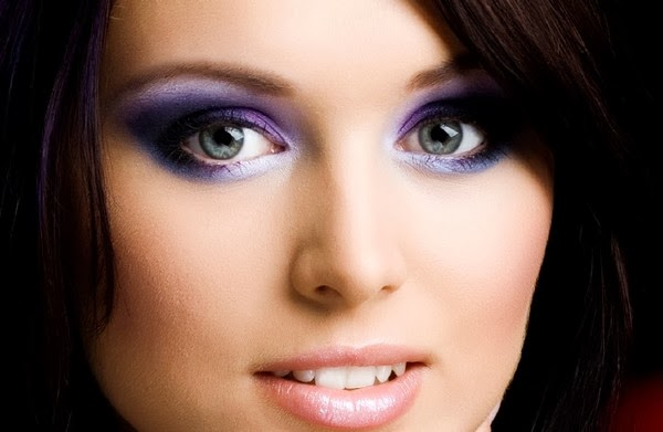 Showy and Flashy Party Eye Make-up Styles - Angelic Hugs