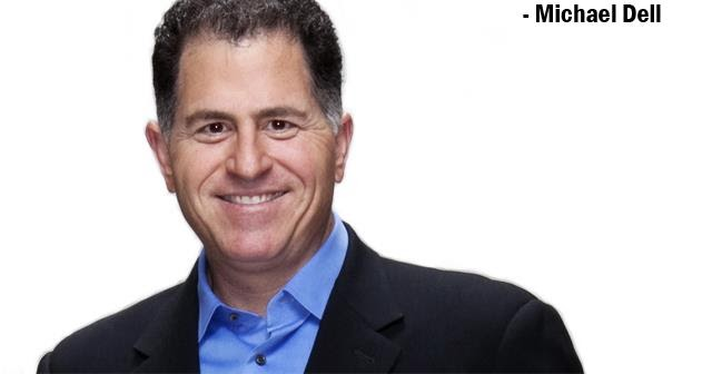8 Great Michael Dell Business Quotes