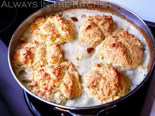 breakfast at home: biscuits & gravy skillet breakfast
