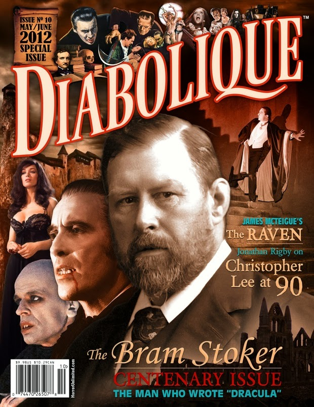 DIABOLIQUE Magazine Issue 10