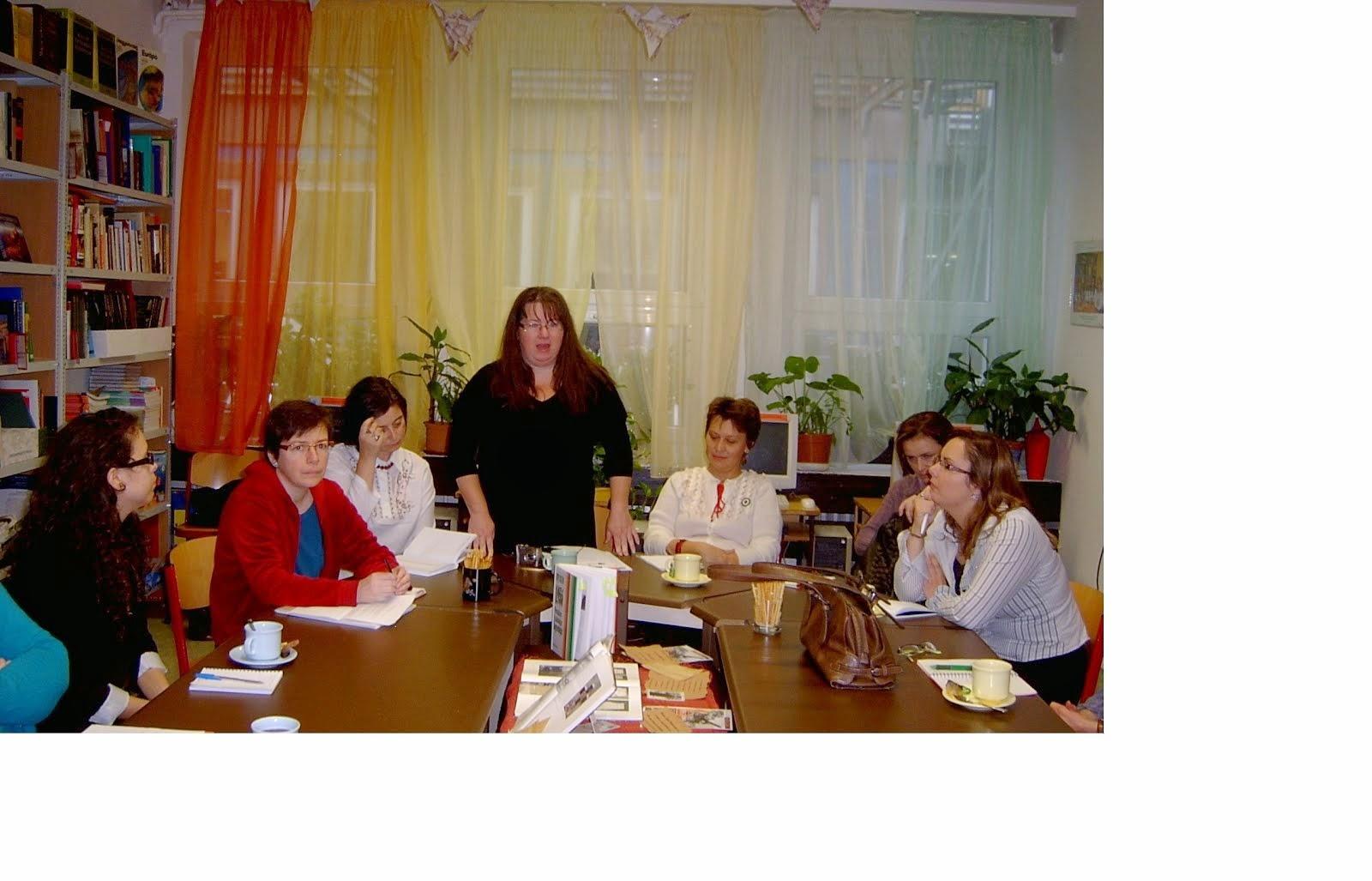 Munkaközösségi értekezlet