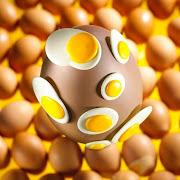Decoración de Huevos de Pascua: Círculo de Chefs Valrhona. Y premio