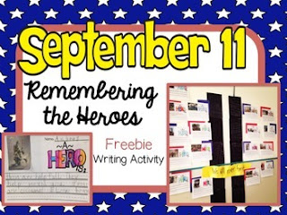 https://www.teacherspayteachers.com/Product/September-11-Remembering-our-Heroes-Writing-Freebie-2088443