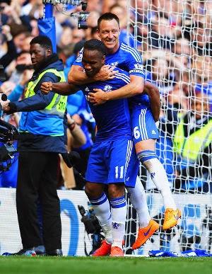 Terry Berharap Chelsea Beri Drogba Kontrak Baru