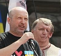 Фото Укринформ: митинг в Киеве