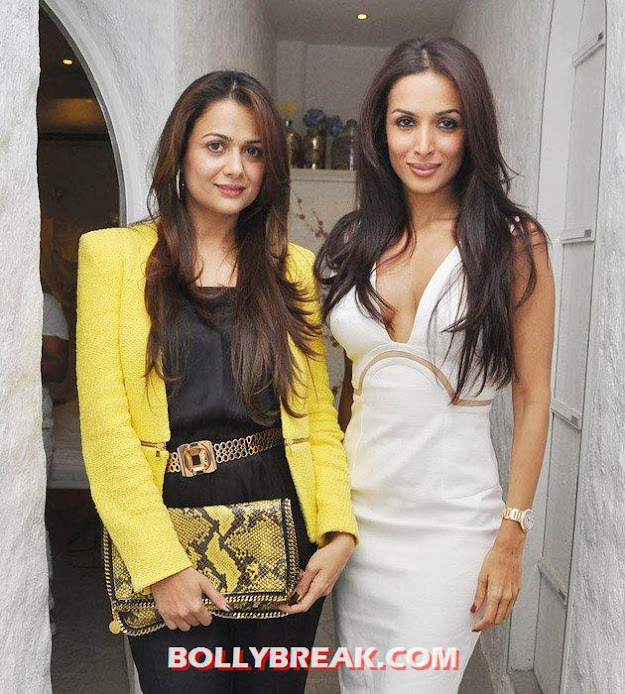 Malaika Arora, Amrita Arora hair - (11) -  Which Actress has Sexiest Hair in Bollywood?
