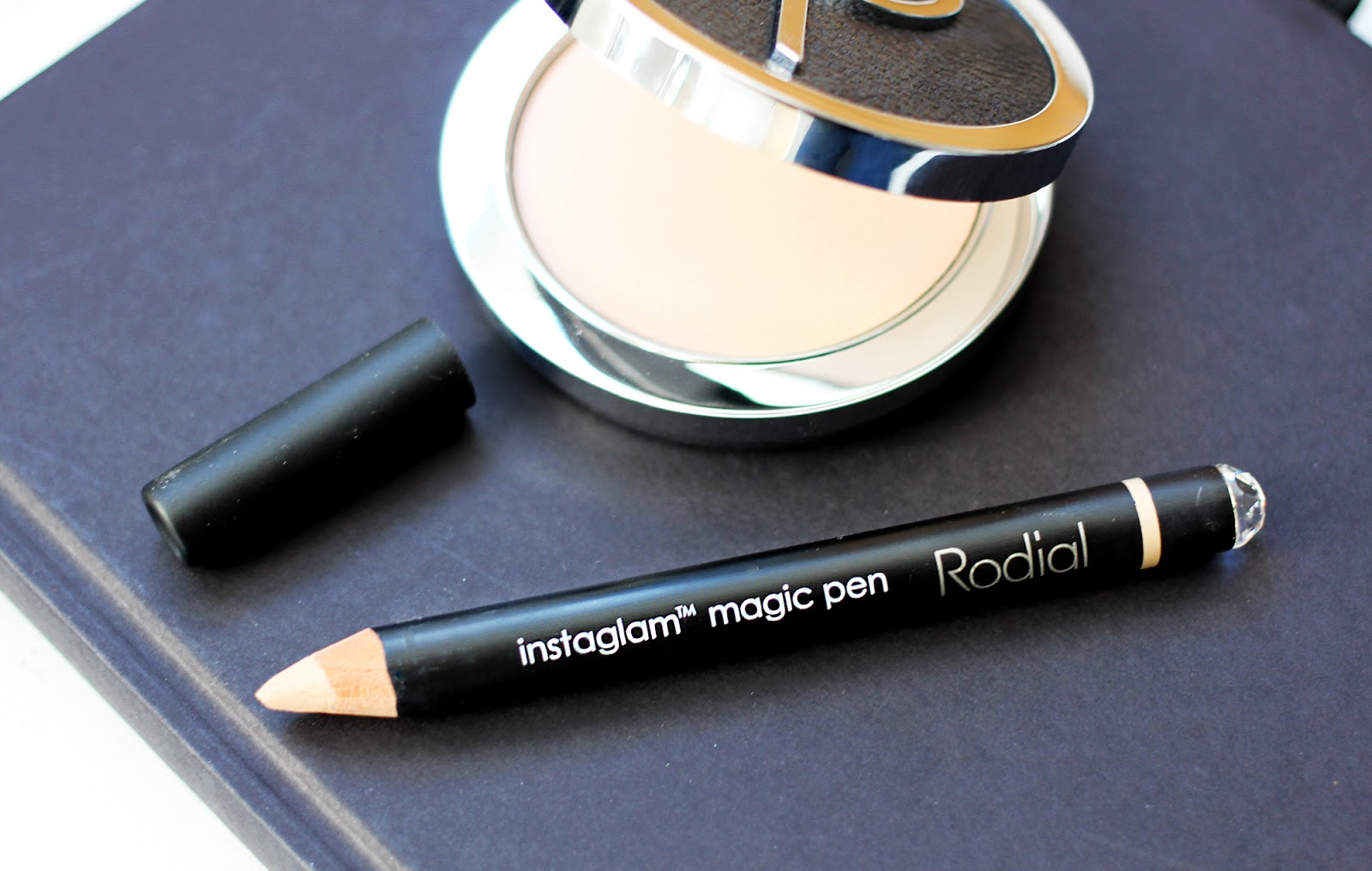A beauty blogger reviews a selection of Rodial Make-up