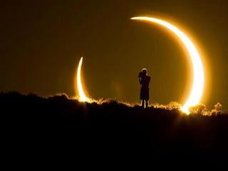 enmedio de la luna