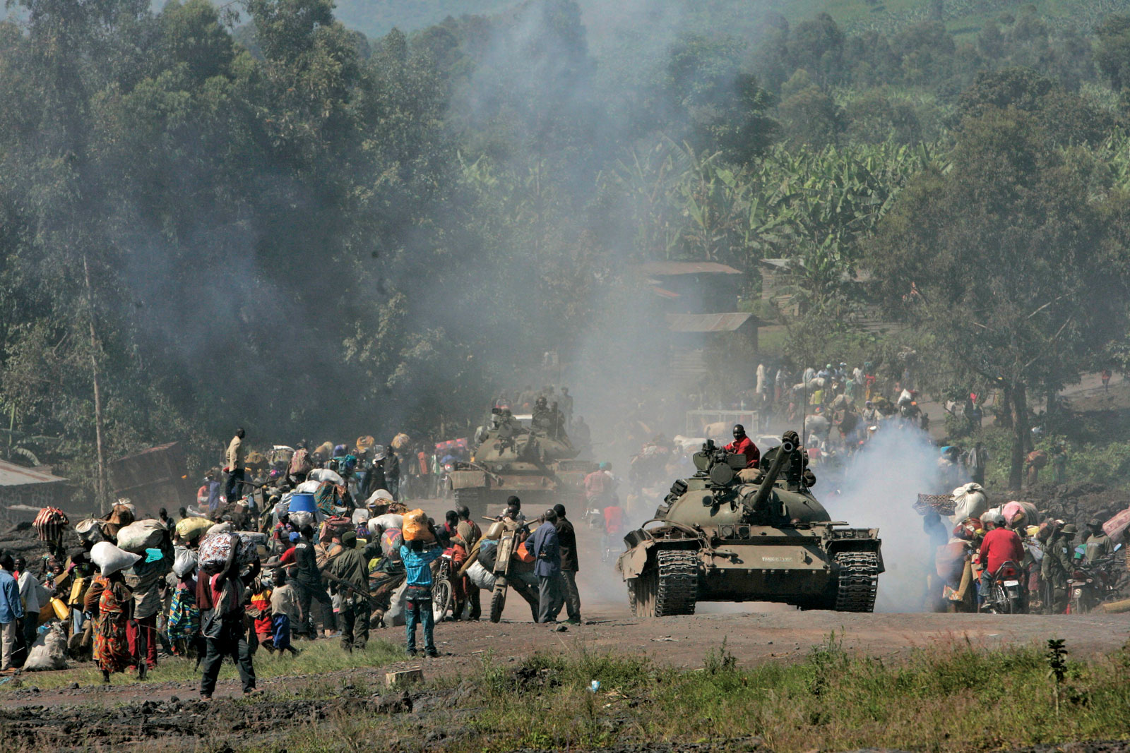 congo war M23 rebels in the congo are defiant as the un threatens offensive action millions have died in two decades of fighting in this stunning landscape of jungle, volcanoes and rolling farms.