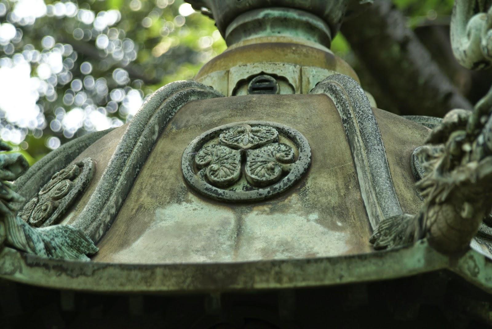 Embleme des tokugawa