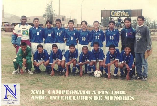1ER EQUIPO ACADEMIA NERVI F.C
