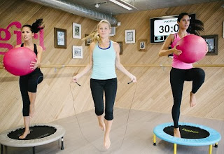 Fitness Class for Women , Burn Hundreds of Calories in 30 Minutes Only