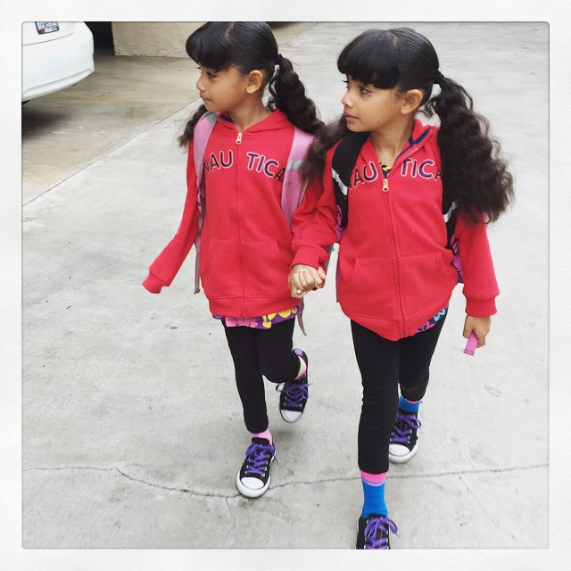 Mia & Laila