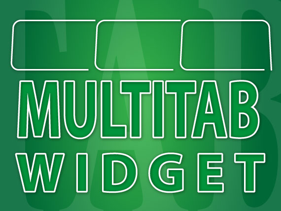 Simple JavaScript Coded MultiTab Widget For Blog And Websites