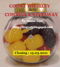 Count The Jelly Contest & Giveaway