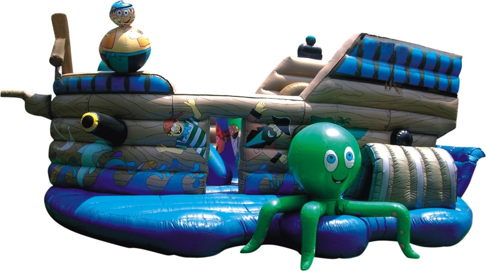 Alquiler de juegos inflables para cumplea os y fiestas en for Ventas piscinas inflables