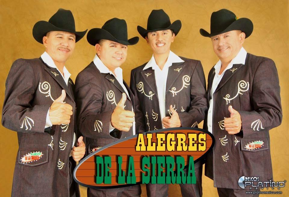 ALEGRES DE LA SIERRA