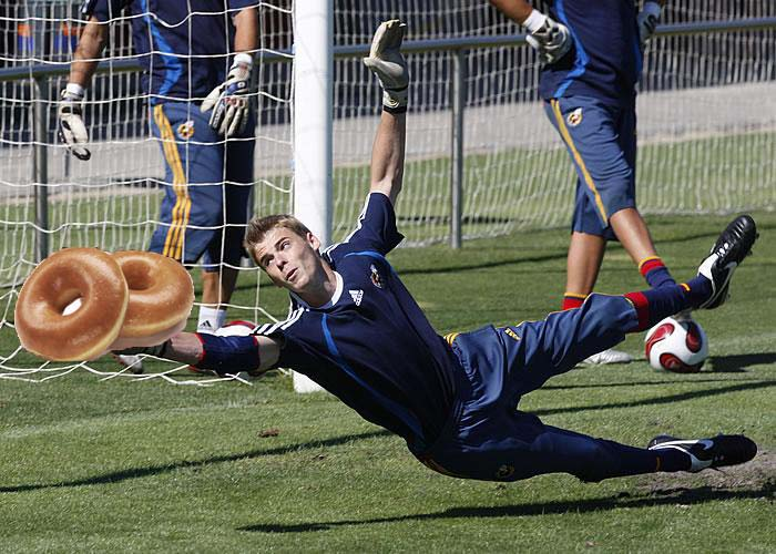 de gea donut