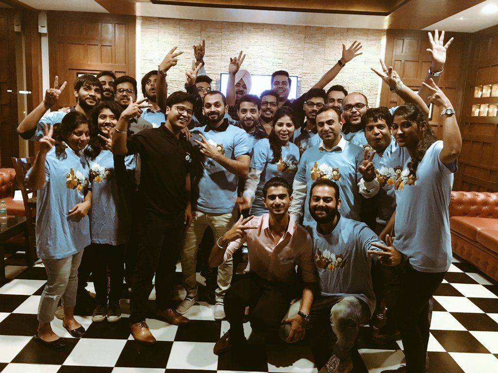 Dreamforce '16 Viewing Party - Chandigarh DUG