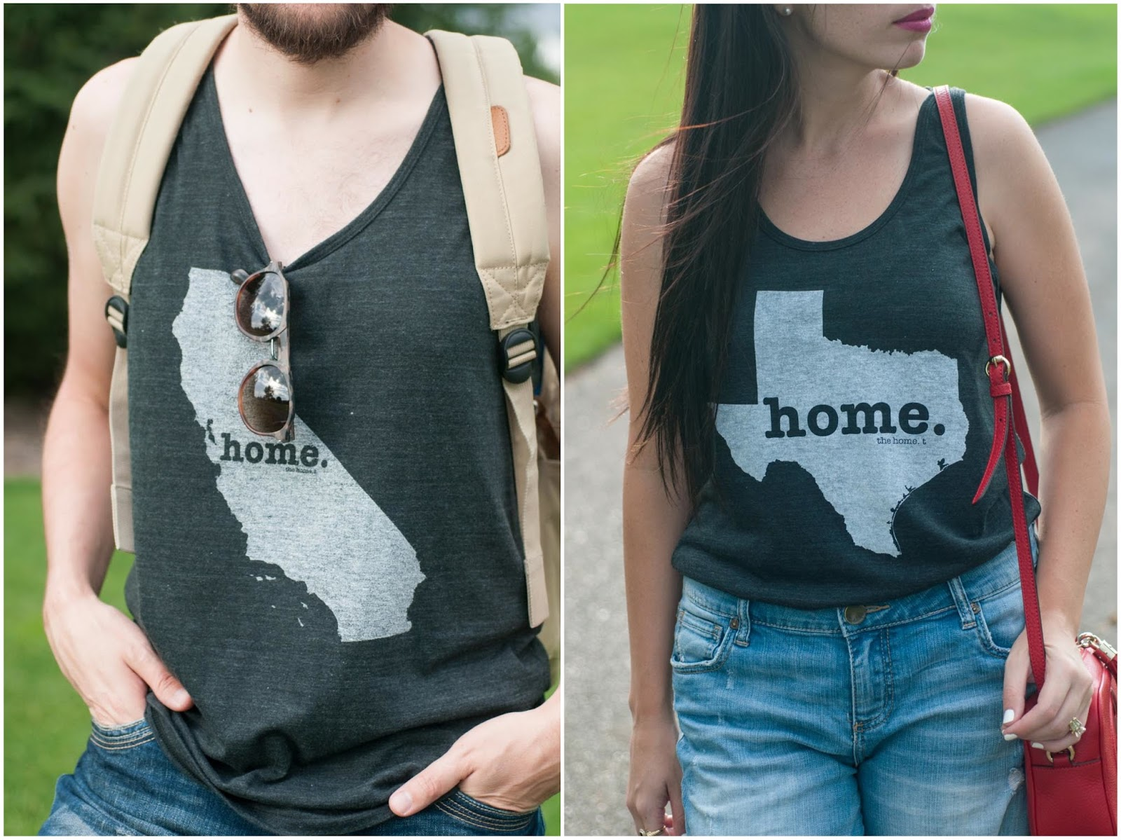 The Home Tee Tank Tops