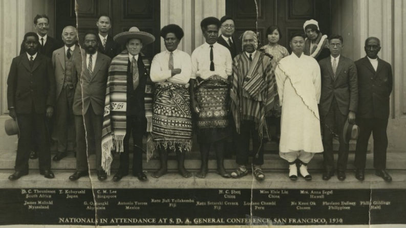 General Conference San Francisco 1930