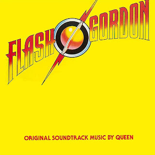Queen - Flash Gordon album cover