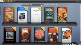 Mencari Dan Membaca Buku Secara Online