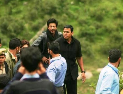 Shahrukh Khan Yash Chopra's Next In Kashmir