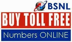 bsnl toll free online portal