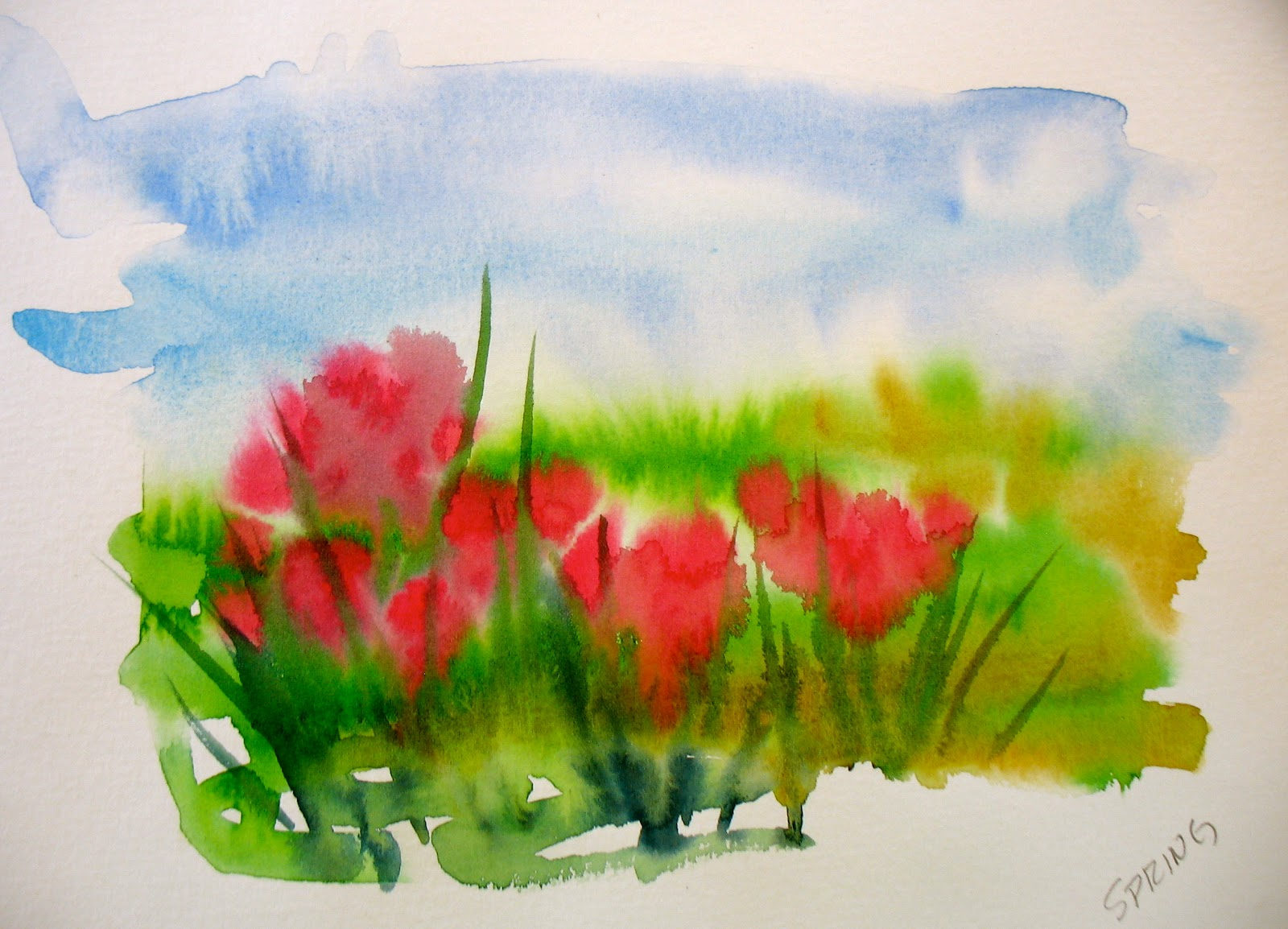 The Painted Prism: FLOWERS: 10 Sketchbook Exercises to Try