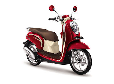 New+Honda+Scoopy-FI+Indonesia