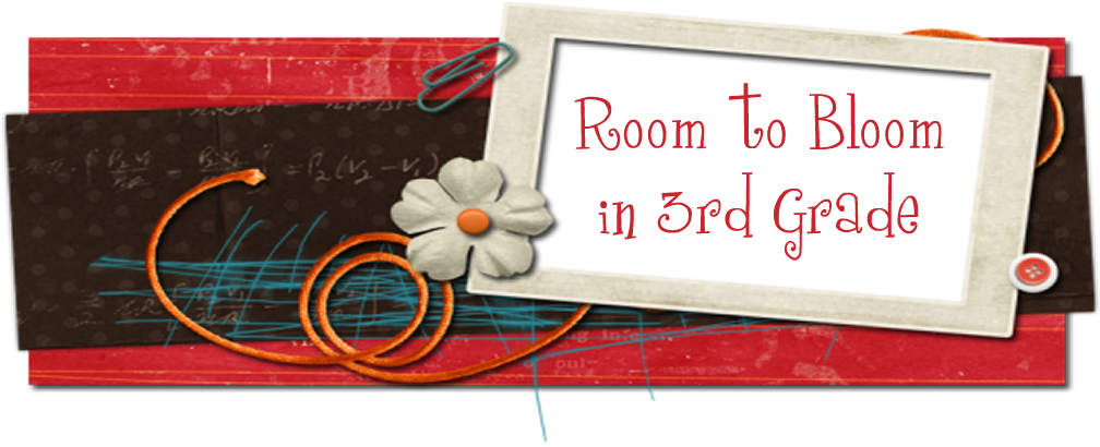 Room to Bloom in 3rd Grade