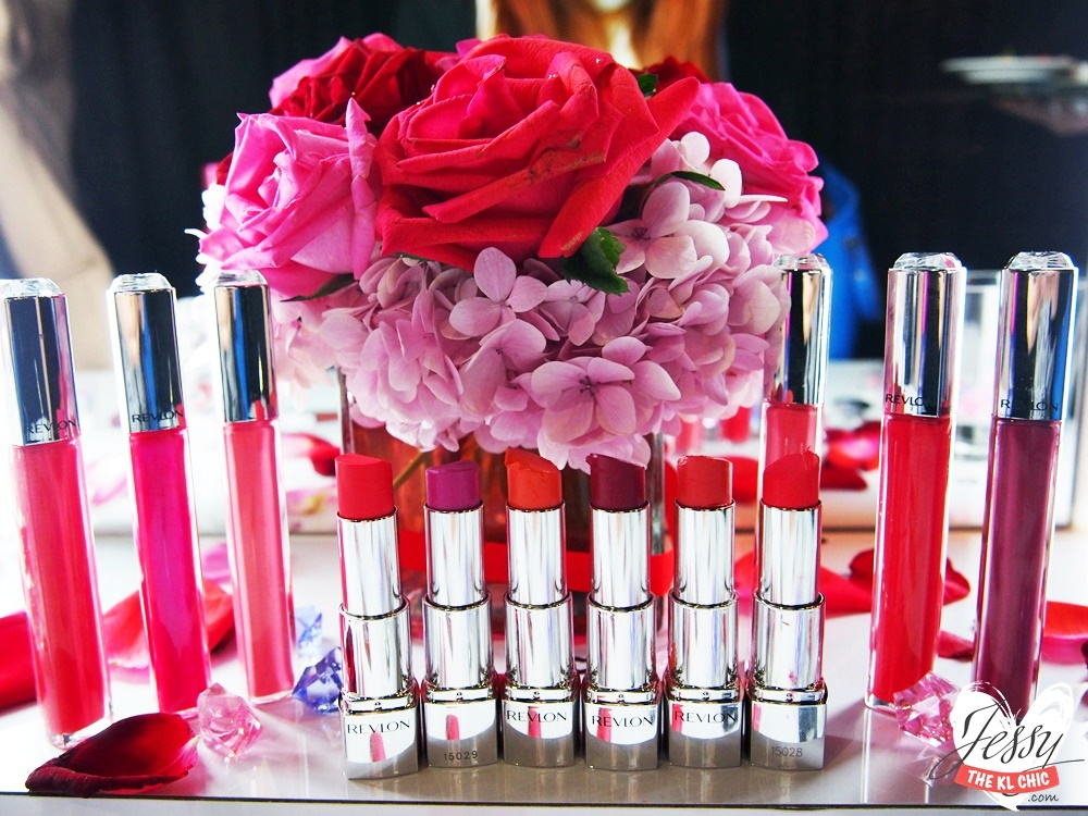 Event: Revlon Ultra HD Lipstick & Lip Lacquer Launch (TGV 1Utama, PJ)