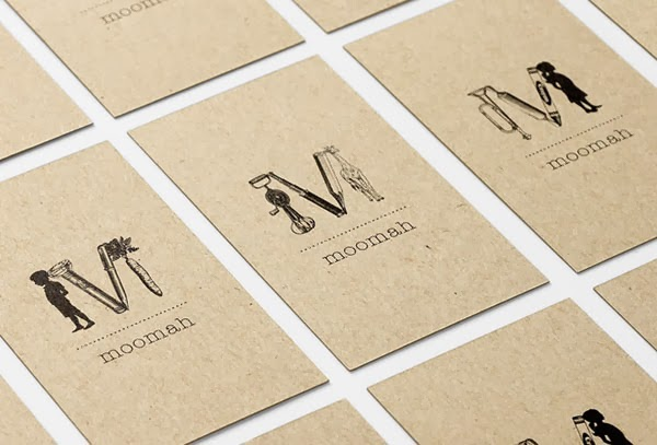 business card design ideas - Restaurant Business Card